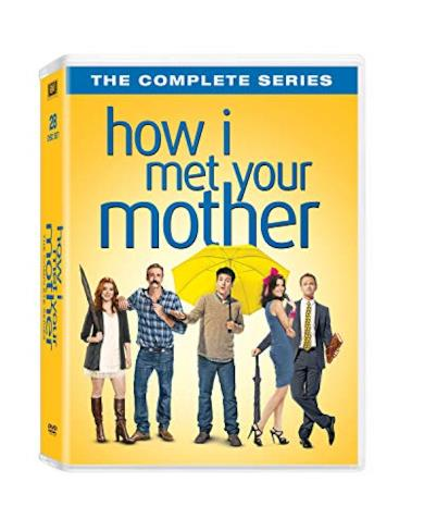 Cofanetto DVD di How I Met Your Mother - Seasons 1-9