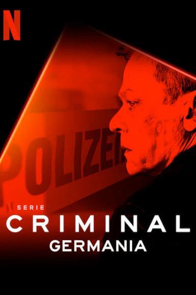 Poster Criminal: Germania