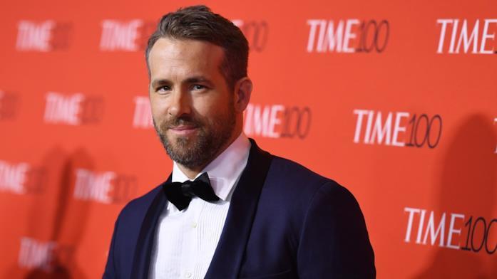 Ryan Reynolds a un evento di Time