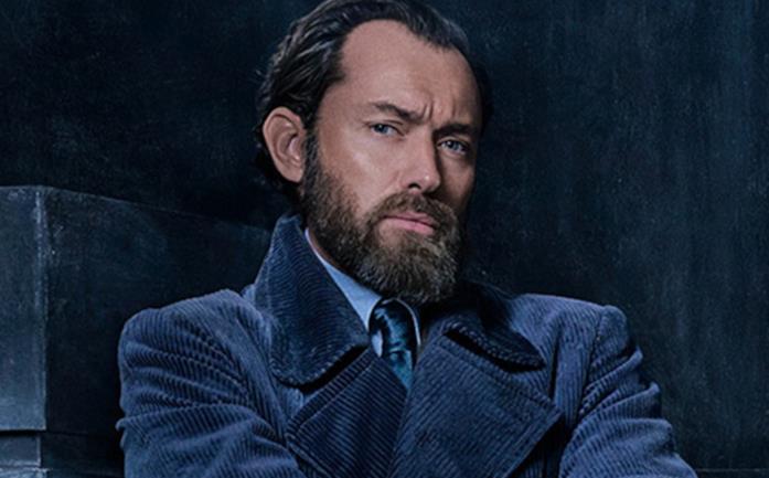 Jude Law con la barba