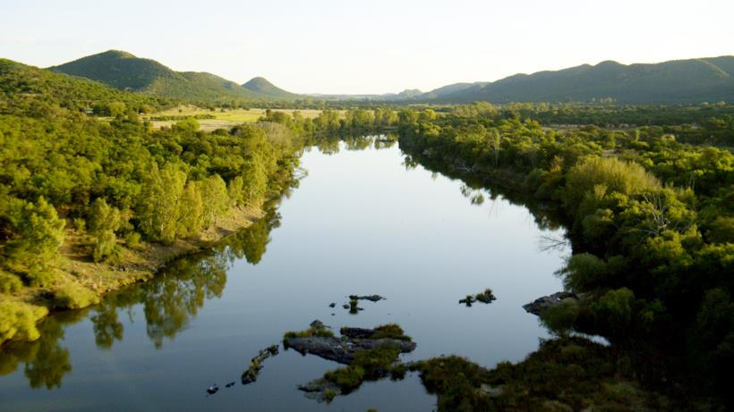 Scena di un documentario Sky Nature