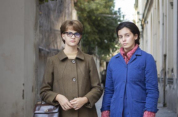 Elena e Lila adulte