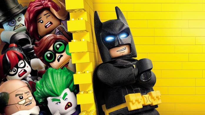 Batman LEGO - Il film: i personaggi della pellicola