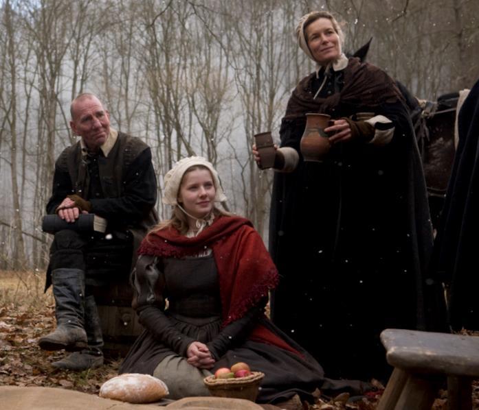 Katherine Crownthorn in una scena di Solomon Kane