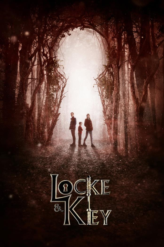 La locandina di Locke & Key