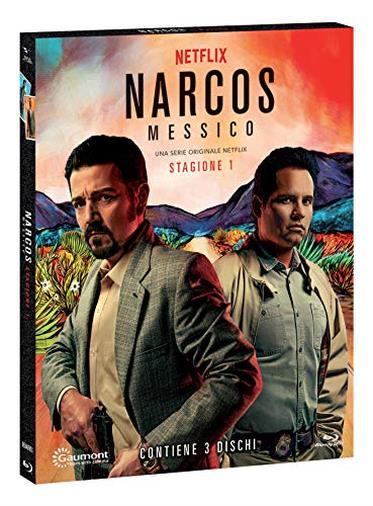 Cofanetto Blu-ray di Narcos: Messico - Stagione 1