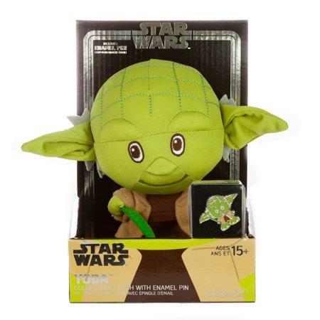 Yoda Heroez -Set di peluche e spille