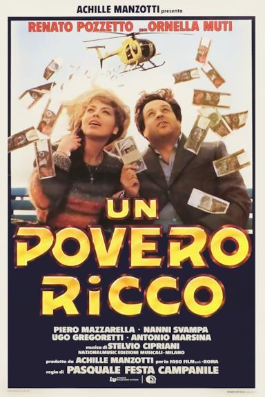 Poster Un povero ricco