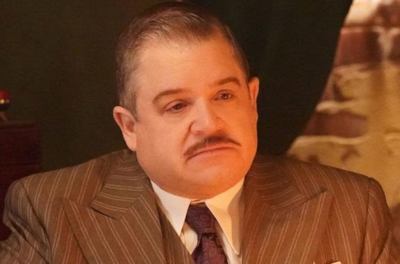 Patton Oswalt in Agents of S.H.I.E.L.D.