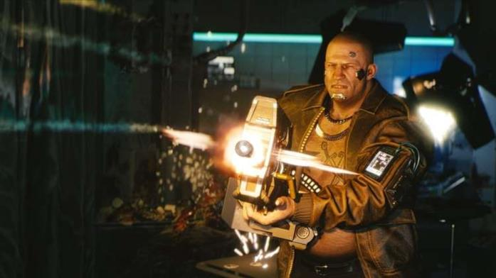 Cyberpunk 2077 battaglie