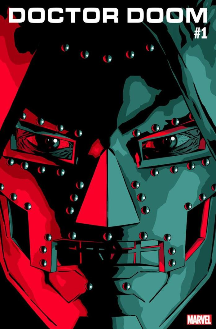 Cover di Doctor Doom #1