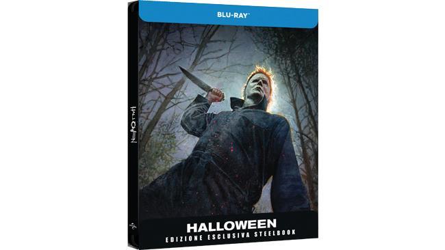 Halloween - il film in formato Steelbook