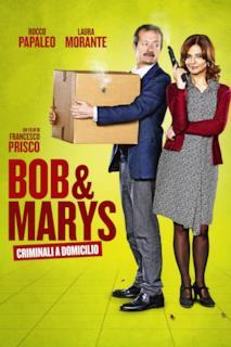 Poster Bob & Marys - Criminali a domicilio