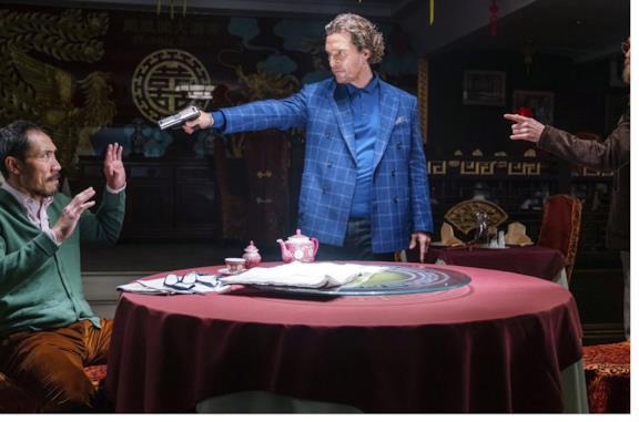 L'universo del film The Gentlemen si espanderà con una serie TV