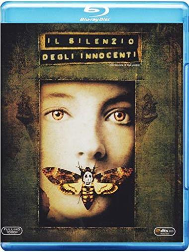 Cofanetto Blu-ray de Il Silenzio Degli Innocenti