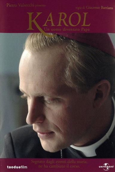 Poster Karol - Un uomo diventato Papa