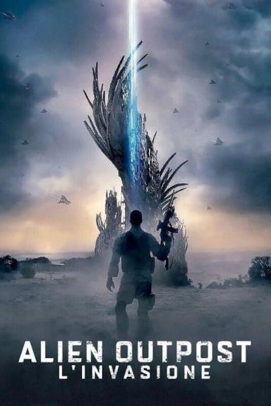 Poster Alien Outpost - L'invasione