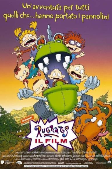 Poster Rugrats - Il film