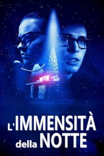Poster L'immensità della notte