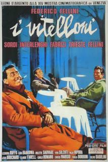 Poster I vitelloni