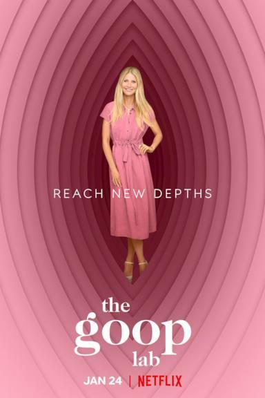 Poster Goop lab con Gwyneth Paltrow