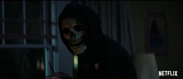Uno scheletro in Fear Street