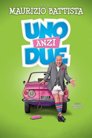 Poster Uno, anzi due