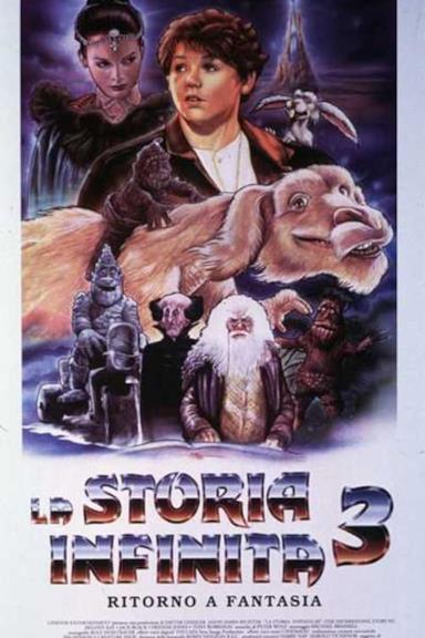 Poster La storia infinita 3