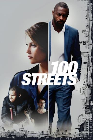 Poster 100 Streets