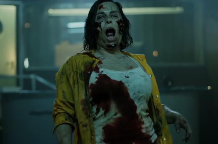 Lo zombie di Anabel torna a Cruz del Norte nel video di Halloween