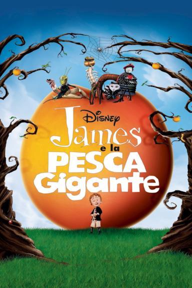 Poster James e la pesca gigante