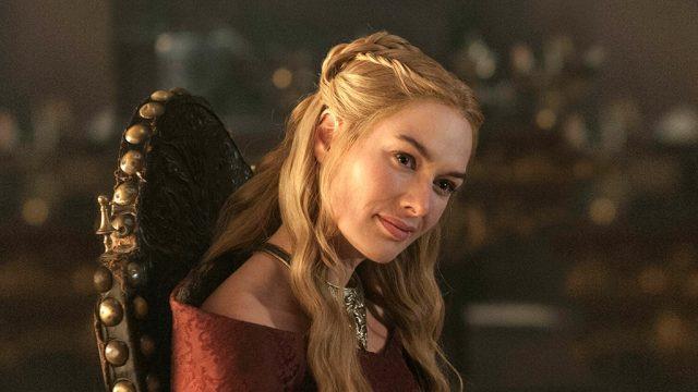 Game of Thrones: un'immagine di Cersei Lannister