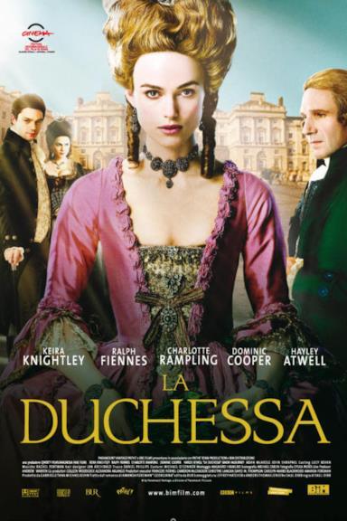 Poster La duchessa