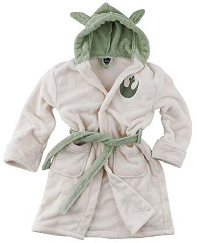 Star Wars Yoda Vestaglia per bambini (Piccolo)