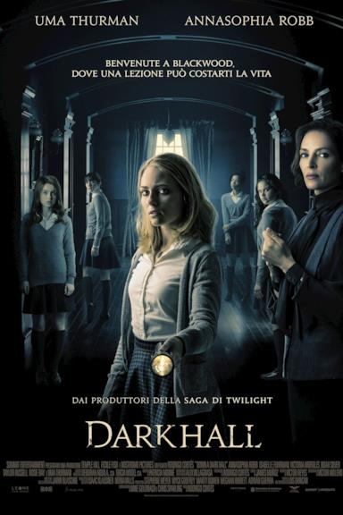 Poster Dark Hall