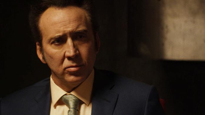 Una foto di Nicolas Cage