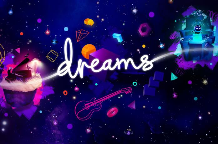 Dreams: il logo dell'esclusiva PS4