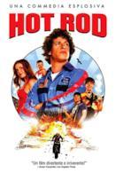 Poster Hot Rod - Uno svitato in moto