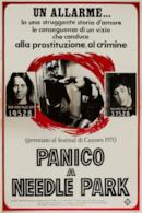 Poster Panico a Needle Park