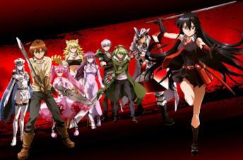 Akame ga Kill personaggi