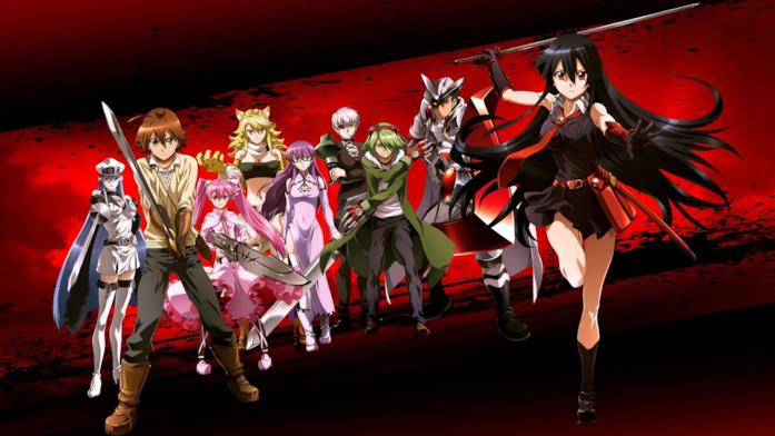 Akame ga Kill personaggi