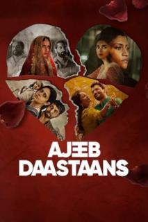 Poster Ajeeb Daastaans