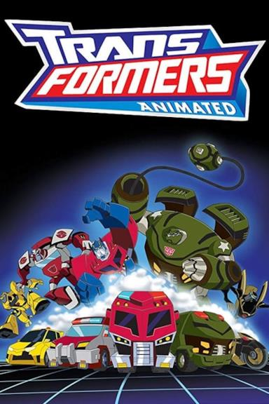 Poster Transformers Animated