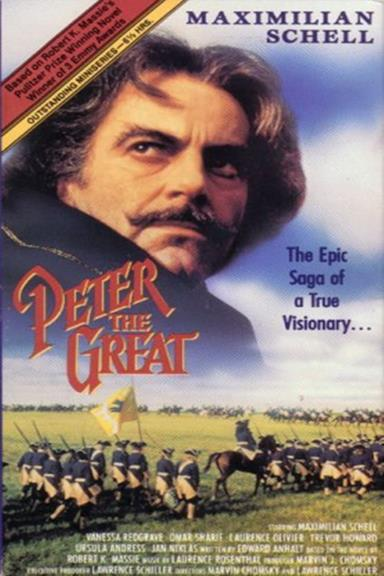Poster Peter the Great