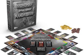 Il Monopoly di The Mandalorian