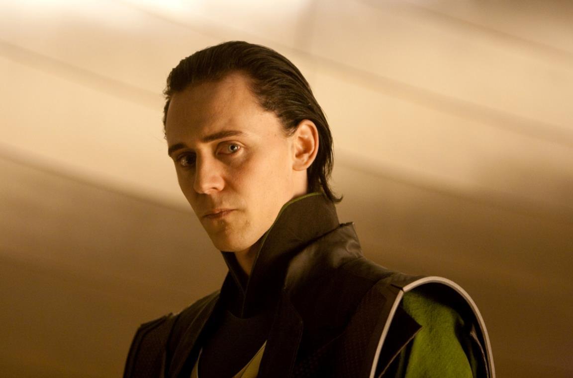 Tom Hiddleston interpreta Loki