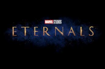Gli Eterni, il logo del film