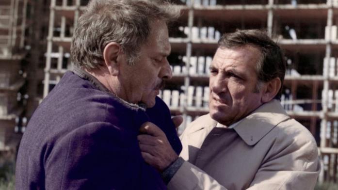 Lino Ventura nel film