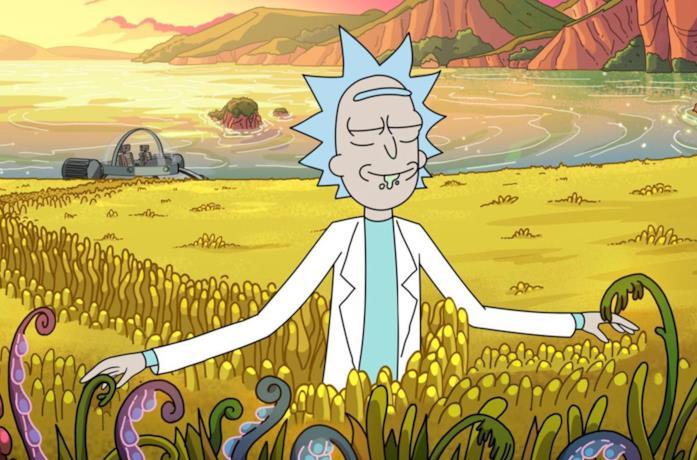 Una scena tratta dalla quarta stagione