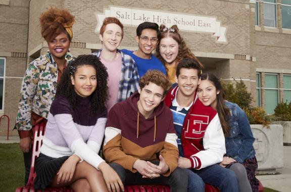 High School Musical: The Musical: La Serie: cast, trailer, trama e personaggi della serie Disney+